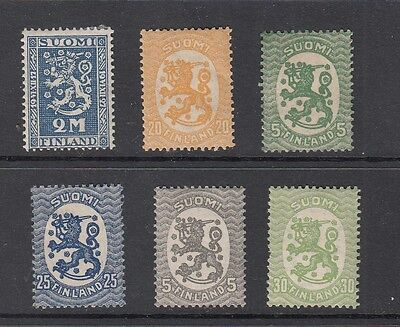 FINLAND  STAMPS UNUSED .Rfno.175.