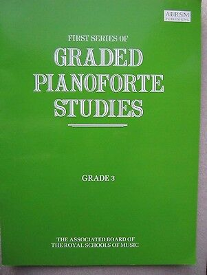 ABRSM First Series of Graded Piano Studies Grade 3 *NEW*