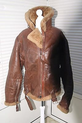 1940s Irvin Flying Jacket (damaged)