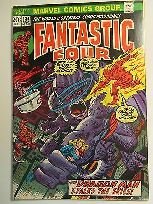 Fantastic Four #134 (May 1973, Marvel)