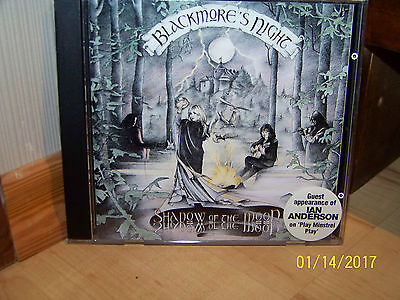 Blackmore´s Night - Shadow of the moon (CD 1997) Ritchie Blackmore