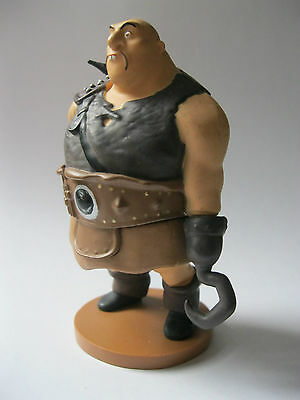HOOK HAND pub thug stamped Disney China PVC Figure about 3.75 inches hi TANGLED