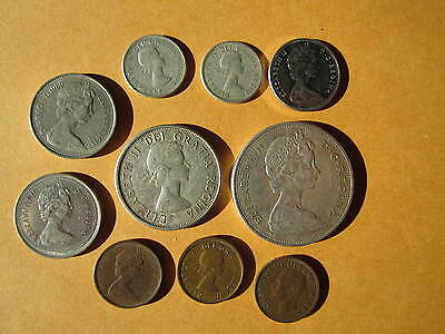 Canadian Coins – Selection (see Photos)