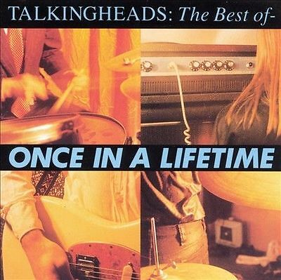 Talking Heads - Once In A Lifetime: The Best Of - CD