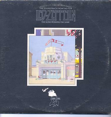 "Led Zeppelin - The Song Remains The Same - 12"" Vinyl Lp (Double Album)"