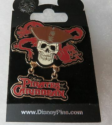Pirates of the Caribbean - Skull and Dragon-NEW PIN