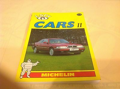 Collectors classic cars i spy book two