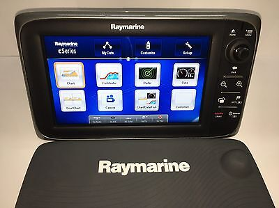 Raymarine c97 MFD Combo Display - Lighthouse Navigation Charts