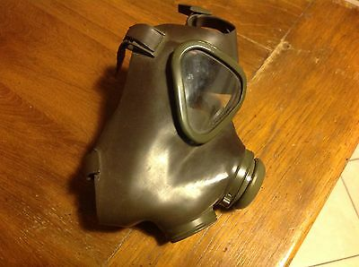 WW2 German Gas Mask. Perfect Condition. Size 2. Prop/Collectable