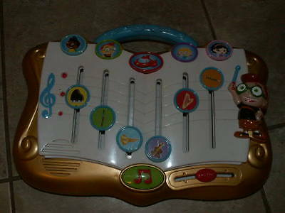 Little Einstein toy music maker mixing board conductor