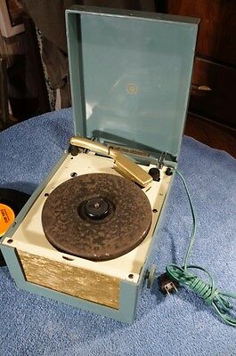 Vintage Voice of Music 121 Record Player, Restored
