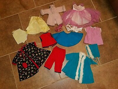 Terri Lee doll clothing lot, not tagged,  vintage