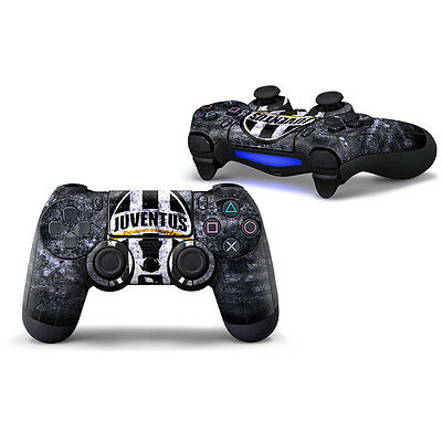SKIN PS4 CONTROLLER JUVENTUS Console COVER Protective Sticker controllers