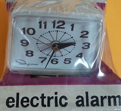 electric alarm clock ingraham nos