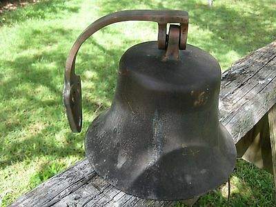 Ships Bell   Solid Brass