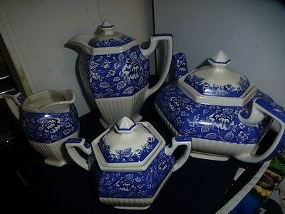 James Sadler China Tea Set