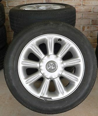 """Mag Wheels & Tyres 16"""" Commodore VN-VZ"""