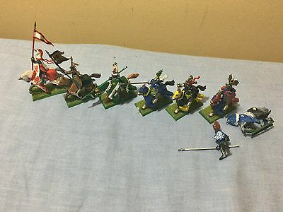 Bretonnia knights Of The Realm Unit Of 7 Fifth Edition OOP