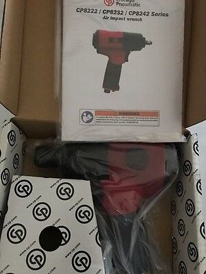 Chicago Pneumatic Impact Wrench Cp8232-Qc New