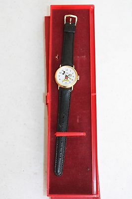 Bradley Time Mickey Mouse Commemorative Edition Wrist Watch New