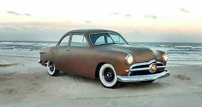 1949 Ford Other Club Coupe 1949 Ford Club Coupe NEW crate motor, Auto trans, Power disc brakes, New glass
