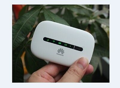 E5330 3G Mobile Broadband Wifi Mifi Hotspot Modem Unlocked To Networks Worldwide