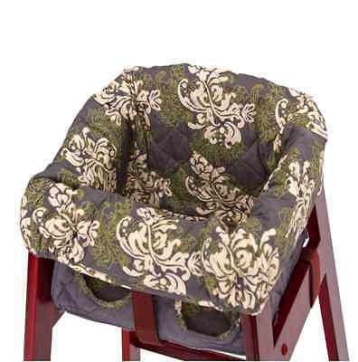 Gorgeous Balboa Baby High Chair Cover Swirl Worn Once