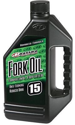 Maxima Racing Oil 56916 Fork Oil 15W 16 Oz