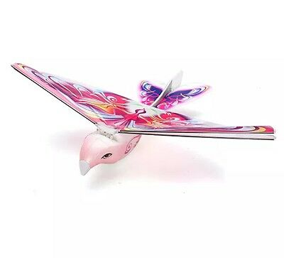 FLYING E-bird BUTTERFLY 2.4GHz Toy RC REMOTE CONTROL life-like flapping wing