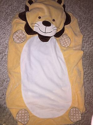 COCALO Lion Changing Table Pad Cover