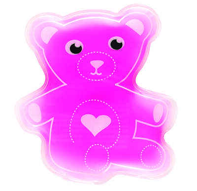 Boo Boo Buddy Kids Baby Toddler Cold Ice Pack - Bear