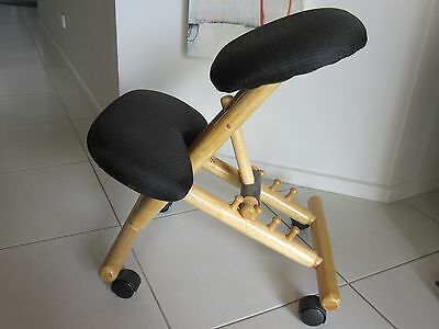 Office Chair. Ergonomic. Collapsible. Adjustable.
