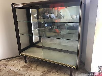 Glass Show Case Cabinet
