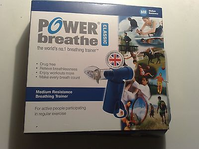 POWERbreathe Classic Medium Resistance + Free Shipping