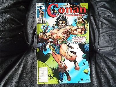 Conan the  Barbarian #  269 in nice condition  but for slight damp problem