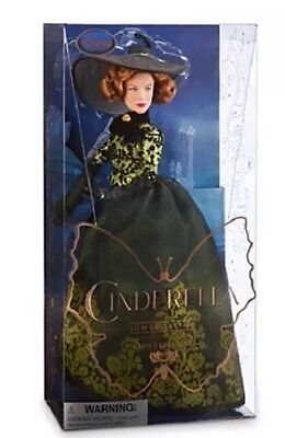 Official Disney Store Lady Tremaine Doll from  Cinderella Live  Film Collection