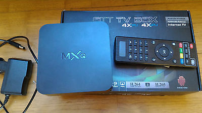 Mxq S805 1Gb/8Gb Kodi 14.2 Quad Core Android 4.4 1080P Hd H.265 Hevc Tv Android