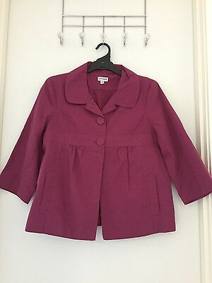 AS NEW - SUSSAN jacket Size 16