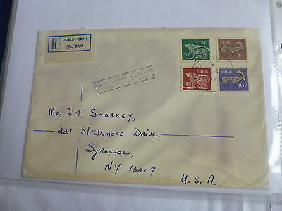 1969 Irish Ireland Eire definitive Plain FDC First Day Cover #15