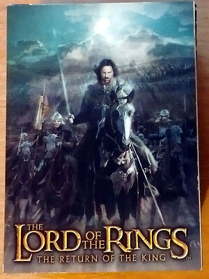 Lord of the the Rings Return of the King 1-90