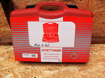UT8775ABK Multi function AIR  Grinder/Removal Tool  ! NEW !!!