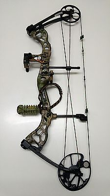Bear Attitude Left Handed 60-70lb Compound Bow