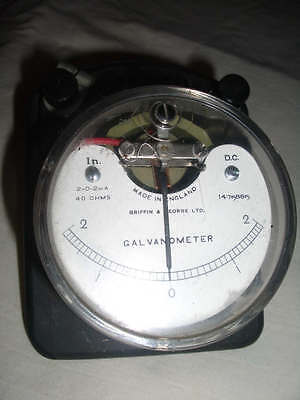 griffin and george galvanometer