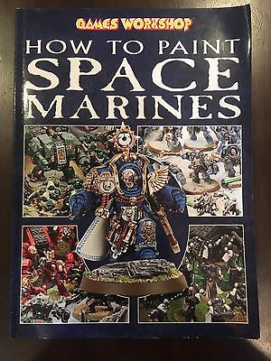 How To Paint Space Marines 40k