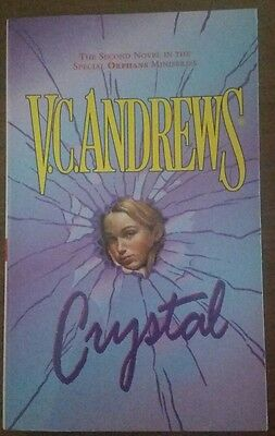 Crystal: the Orphans: Book 2 by V.C. Andrews (Paperback, 1998)