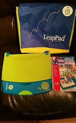 LeapPad LeapFrog Learning System plus extras