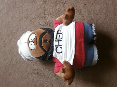 peluche south park chef