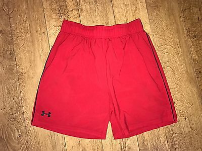Under Armour Men's shorts Size large Red