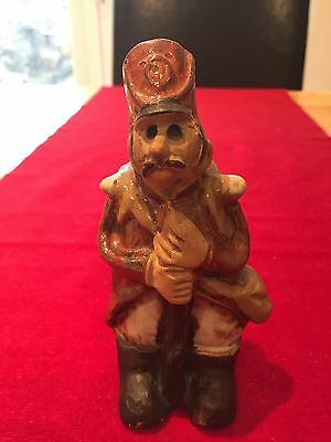Vintage Tremar People Collection Figure .....soldier ....