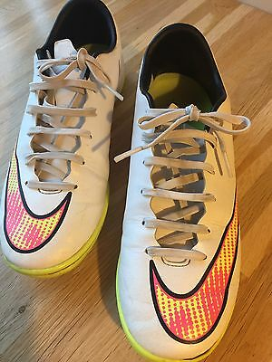 Nike Mercurial Astro Turf Football Boots Size 6